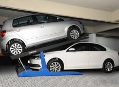 Estacionamentos do Futuro: Vero Tecnometal garante espaço com uso de duplicadores na simulação do projeto
